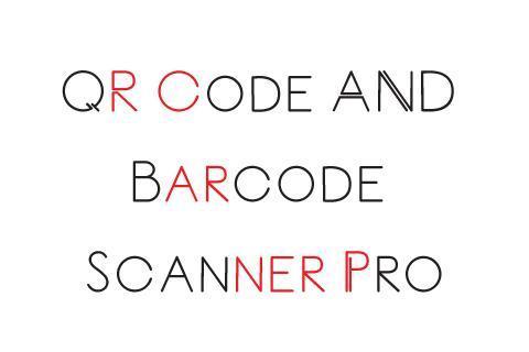 QR Code  Barcode Scanner Pro 1