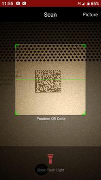 qr code scanner - qr code reader screenshot 2