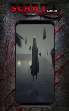 Scary Wallpapers  | AMOLED Full HD poster