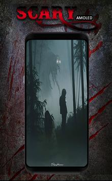 Scary Wallpapers  | AMOLED Full HD screenshot 2