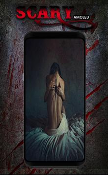 Scary Wallpapers  | AMOLED Full HD screenshot 3