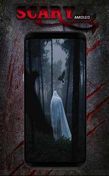 Scary Wallpapers  | AMOLED Full HD screenshot 4