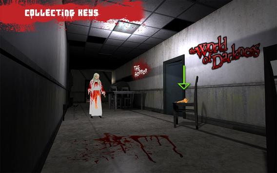 Scary horror granny game screenshot 3