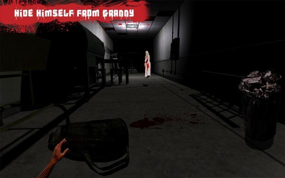Scary horror granny game screenshot 7