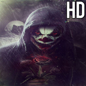 Scary Clown Wallpapers icono