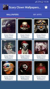 Scary Clown Wallpapers screenshot 3