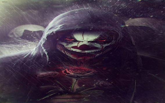 Scary Clown Wallpapers ảnh chụp màn hình 8