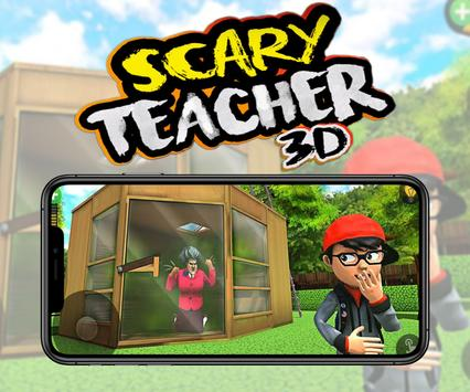 Guide for Scary Teacher 3D 2020 poster