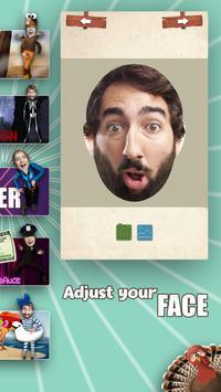 Dance Yourself - Créer 3D Fun Vidéos visage capture d'écran 4