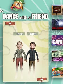 Dance Yourself - Créer 3D Fun Vidéos visage capture d'écran 13