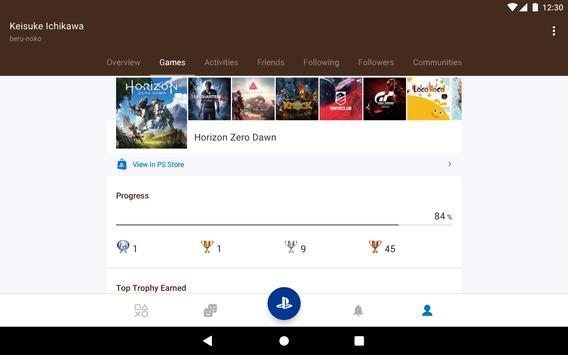 PlayStation App تصوير الشاشة 12