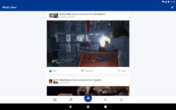 PlayStation App تصوير الشاشة 5