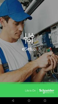 eSetup poster