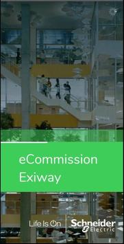 eCommission Exiway poster