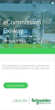 eCommission Exiway screenshot 1