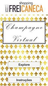 Champagne Virtual poster