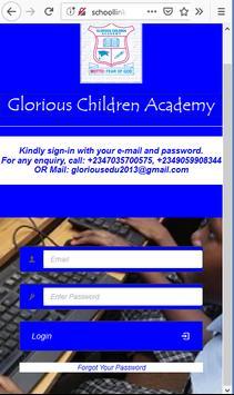 Glorious Children Academy poster