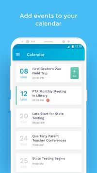 The School App screenshot 3
