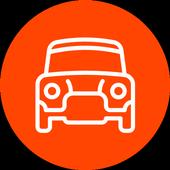 Használtautó icon