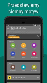 Elektroniczne Kalkulatory Inżynierskie screenshot 2