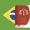 Códigos e Leis Brasil biểu tượng