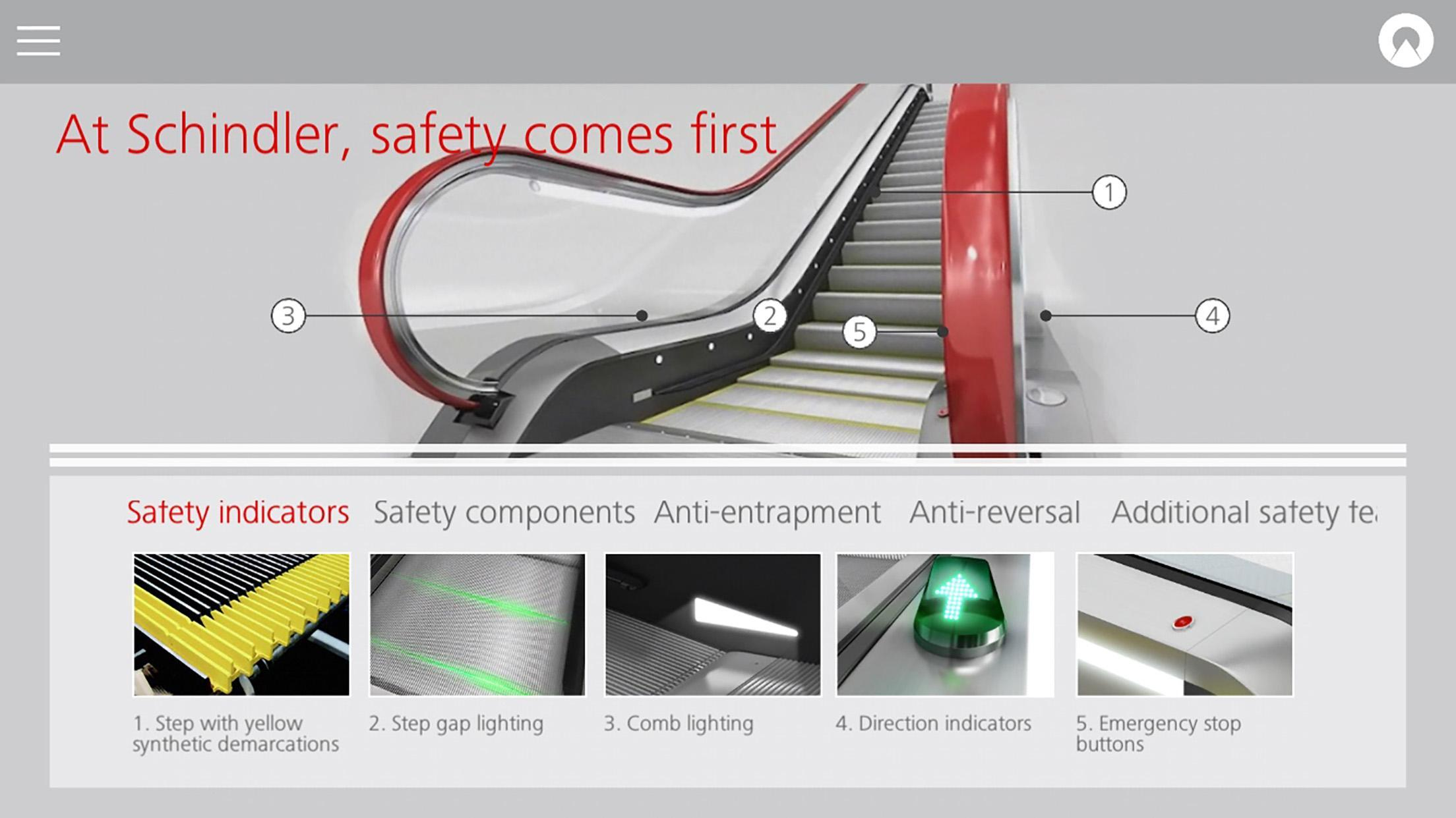 Schindler Escalator Mobile For Android Apk