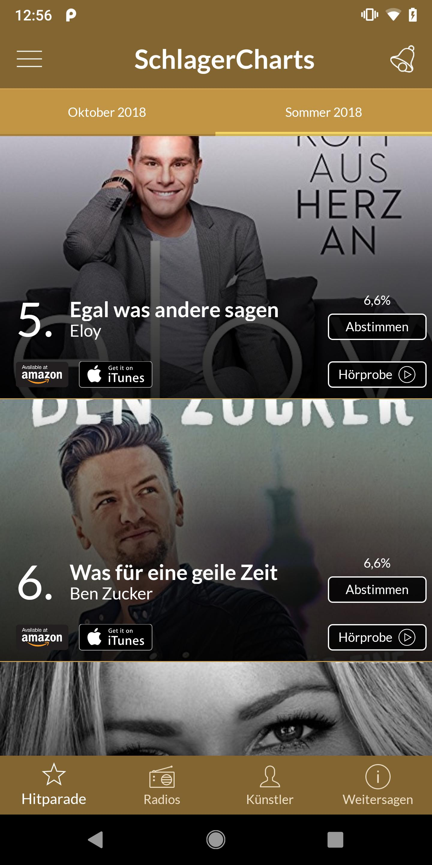 Schlager Charts For Android Apk Download
