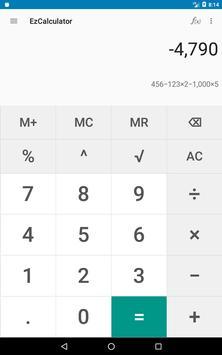 EzCalculators скриншот 8