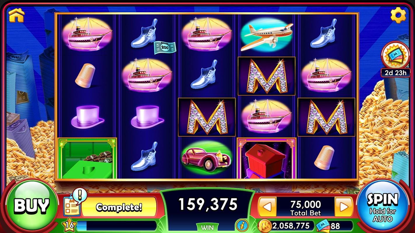 Free Monopoly Slot Machine