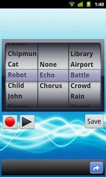 Best Voice Changer screenshot 1