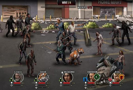 The Walking Dead: Road to Survival screenshot 5