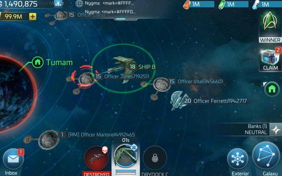 Star Trek™ Fleet Command screenshot 13