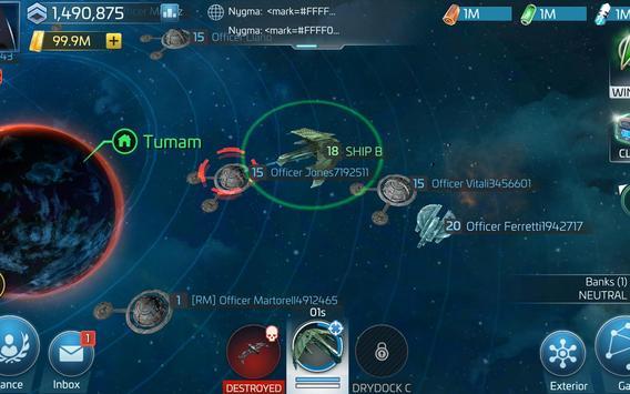Star Trek™ Fleet Command capture d'écran 20