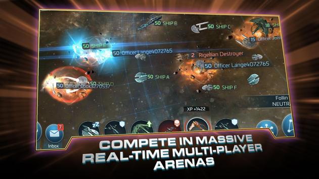 Star Trek™ Fleet Command capture d'écran 2