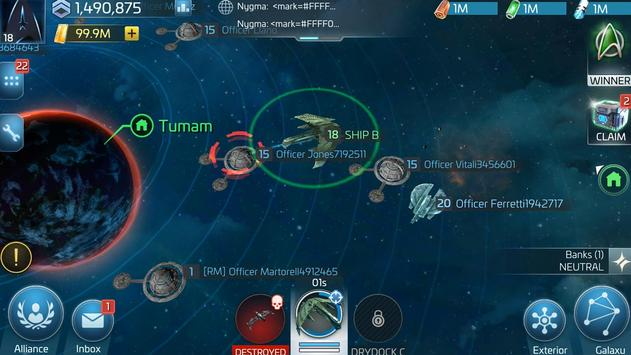 Star Trek™ Fleet Command screenshot 6