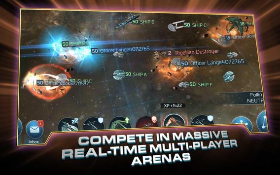 Star Trek™ Fleet Command capture d'écran 9