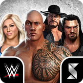 Download Game Role Playing android WWE Champions Free Puzzle RPG free
