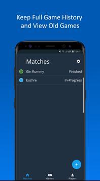 Score Keeper: Keep Score for Games screenshot 4