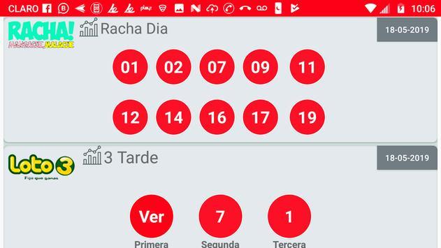 Resultados de Loterías Chile screenshot 5