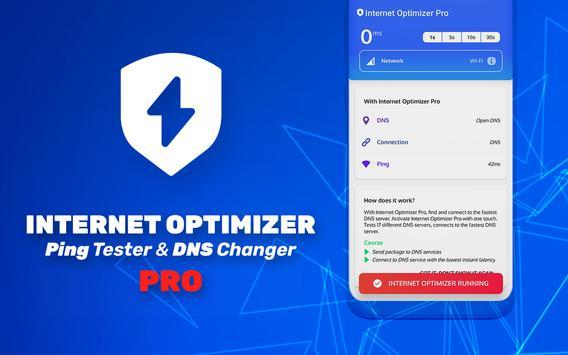 Internet Optimizer Pro Plakat