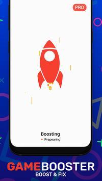 Game Booster Pro | Bug Fix & Lag Fix screenshot 1