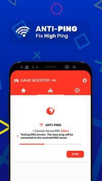 Game Booster Pro | GFX Tool & Bug Fix screenshot 4