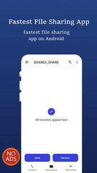 SHARE Karo - India - File Transfer & ShareKaro App poster