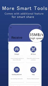 SHARE Karo - India - File Transfer & ShareKaro App screenshot 3