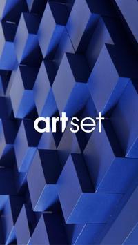 Artset | Gestion des Galeries et Collections d'Art постер