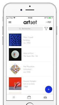 Artset | Gestion des Galeries et Collections d'Art скриншот 2