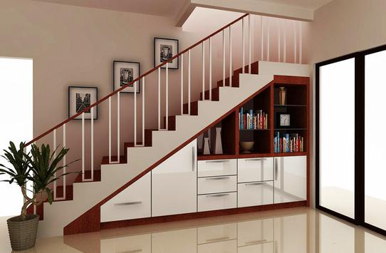 100+ Modern House Stairs screenshot 5