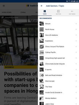 South China Morning Post Screenshot 9