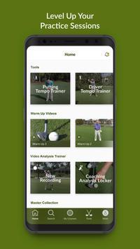 Scratch Golf Academy 海报