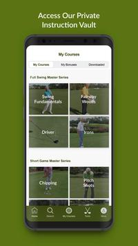 Scratch Golf Academy 截图 1